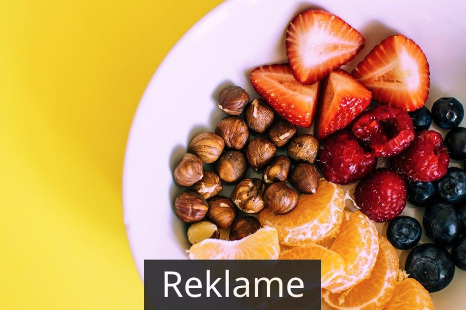 Sunde og lækre snacks helt uden sukker