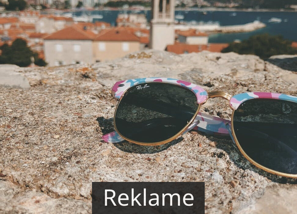 Få de helt rigtige solbriller – både til dig og dit barn